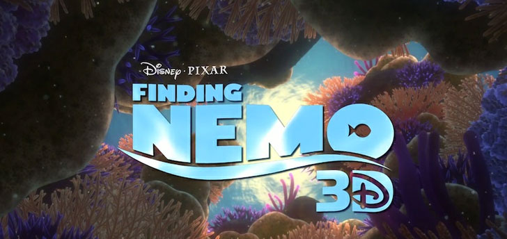 Now Showing: Finding Nemo 3D