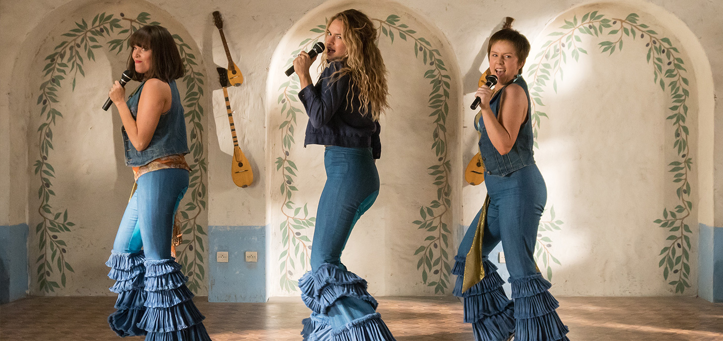 Now Showing: Mamma Mia! Here We Go Again