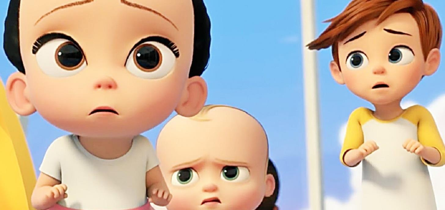 Coming Soon: Boss Baby 2: Family Business