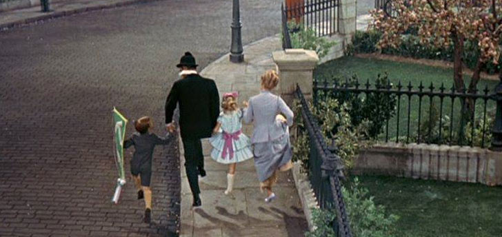 Now Showing: Mary Poppins