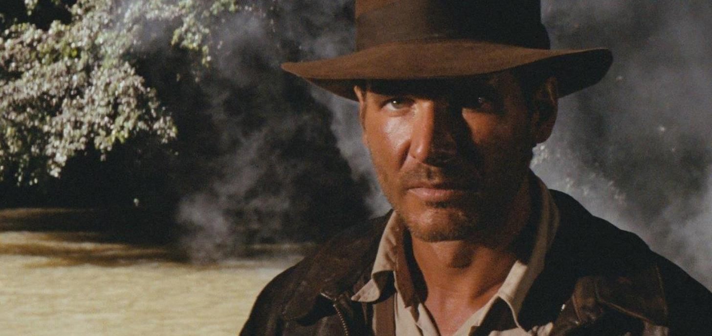 Now Showing: Raiders of the lost Ark